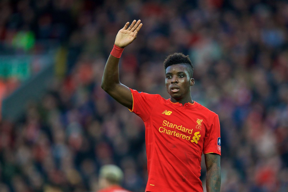 Klopp Rules Out Loan Move For Ojo