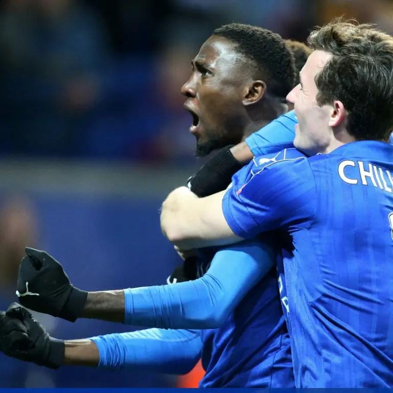 Ranieri, Shearer Praise Ndidi After Superb Goal Vs Derby