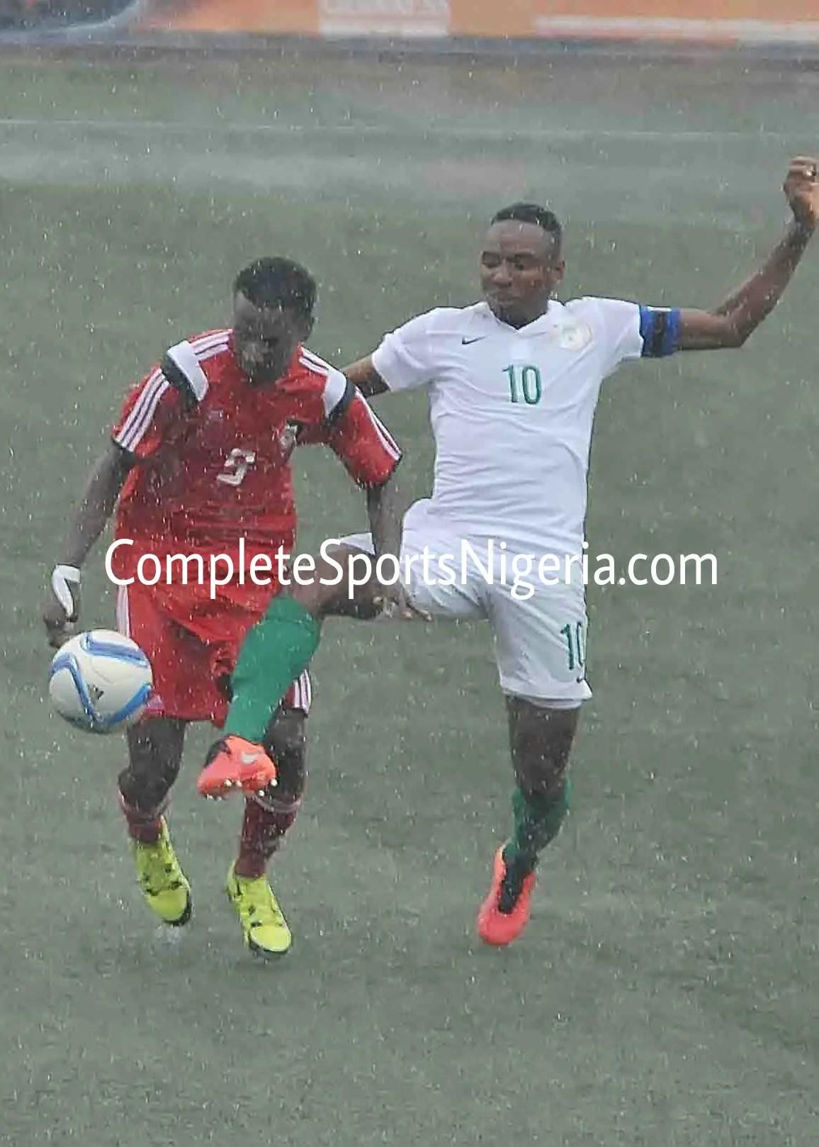 Sudan U-20 Star: We'll Beat Senegal Like We Beat Flying Eagles