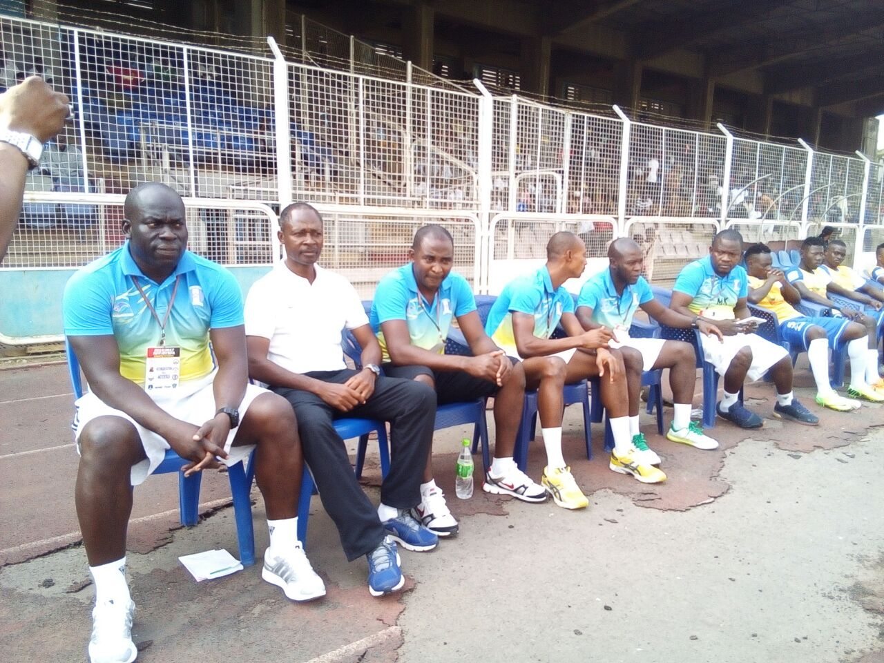 Amoo Hails 3SC Players, Fans After Rivers United Win
