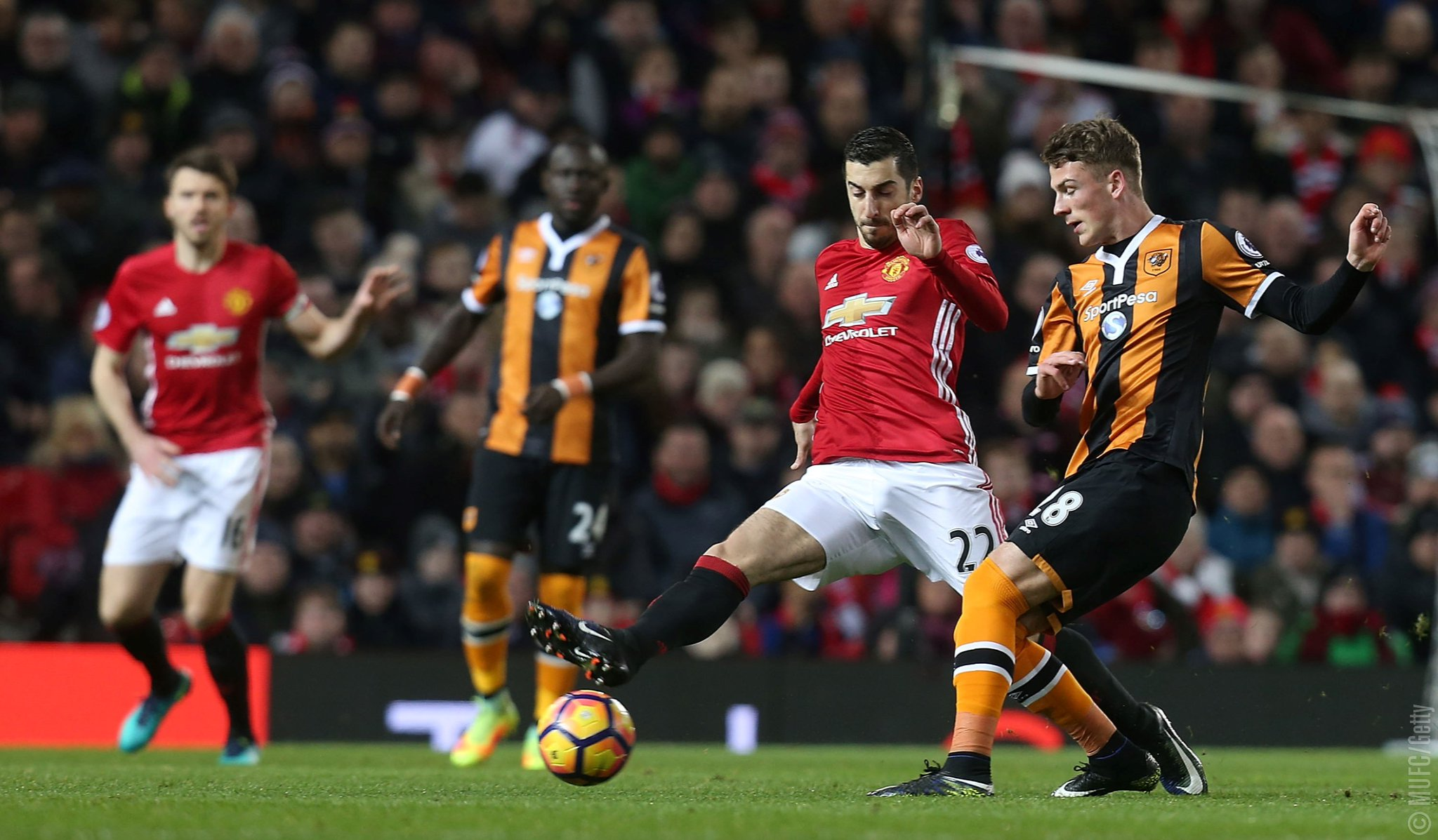 Resilient Hull Frustrate Man United At Old Trafford