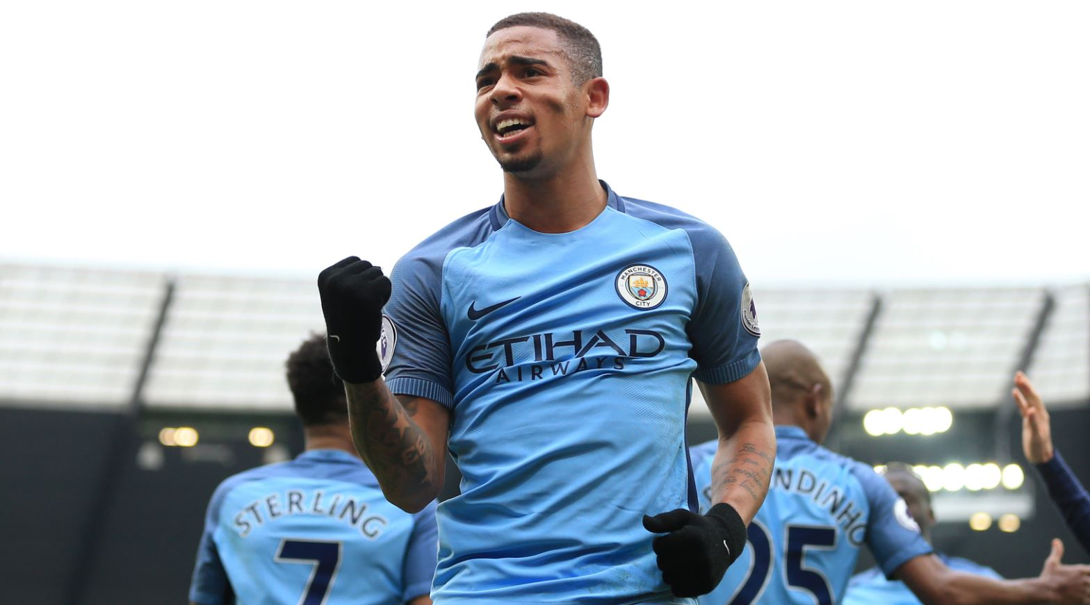 Iheanacho Dropped Again As Jesus Fires City Past Swansea