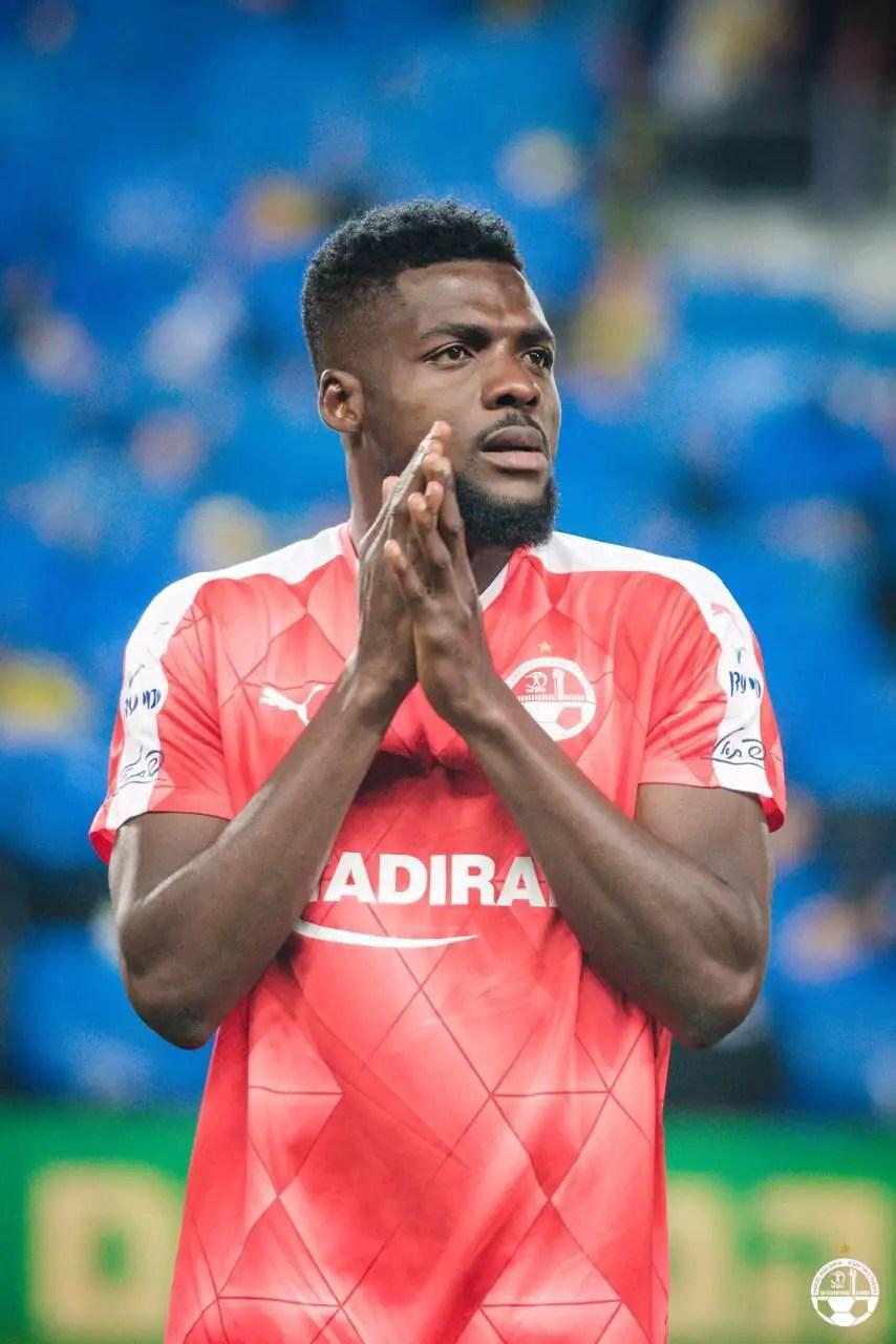 Ogu Wants Big Europa Victory Vs Besiktas After League Win