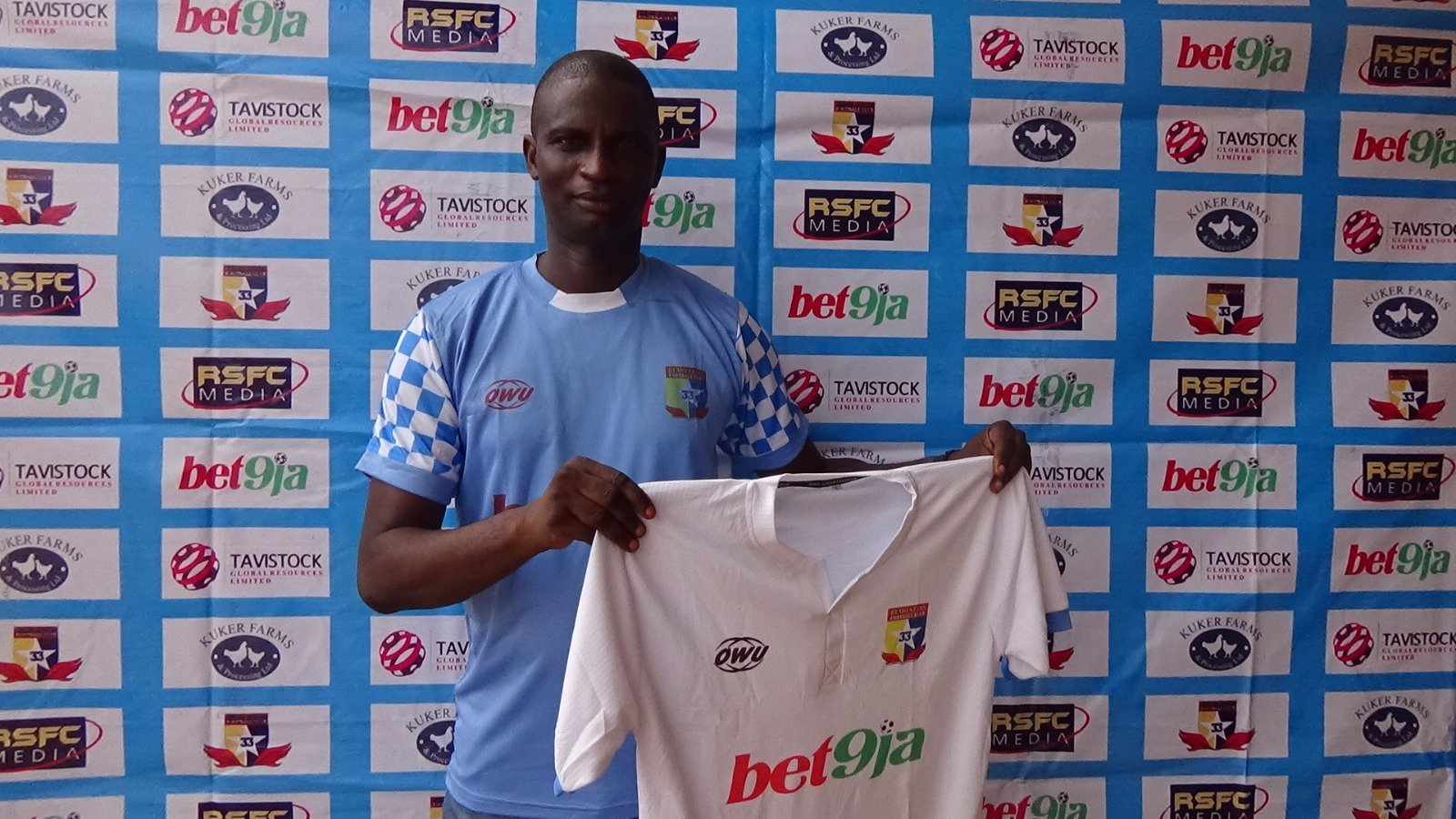 New Remo Stars Coach Osho Targets CAF Champions League