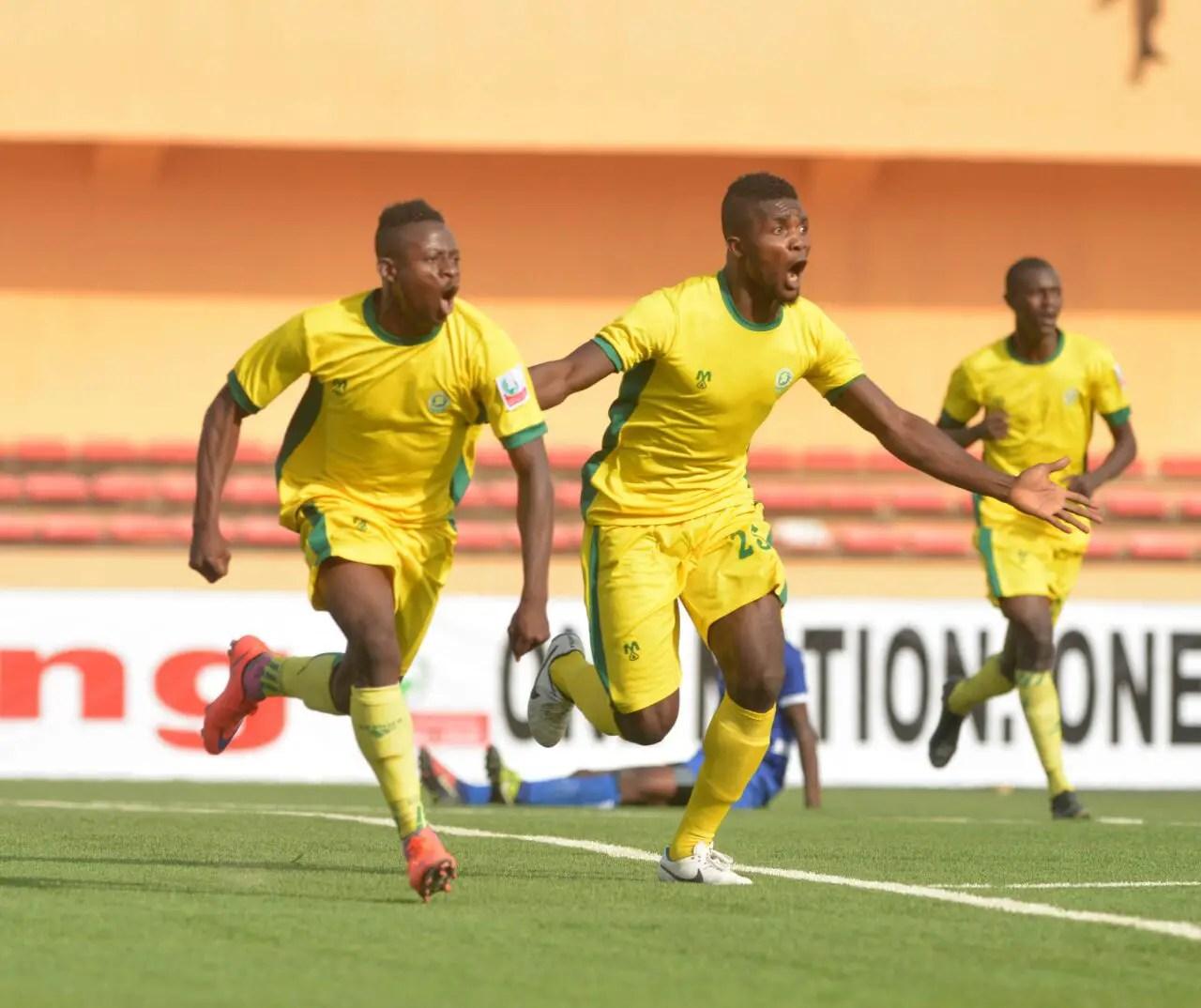 Katsina United Players Get N50k Reward After Lobi Draw