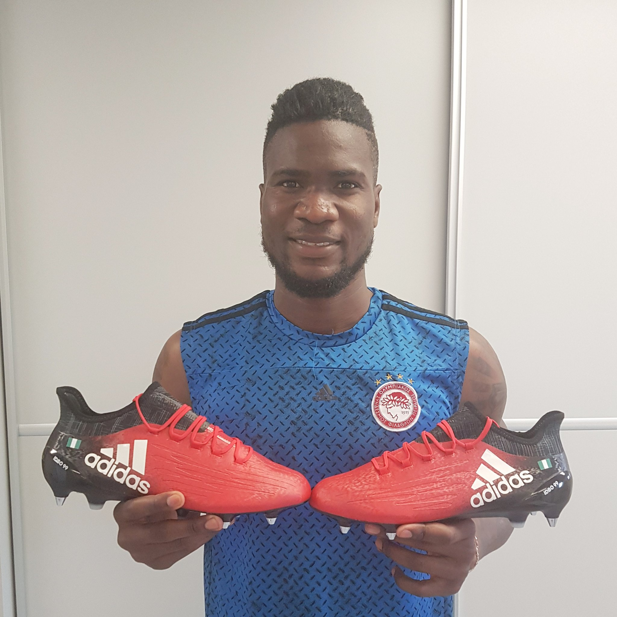 Ideye Not In Olympiacos' Europa Squad Amid China Move Reports