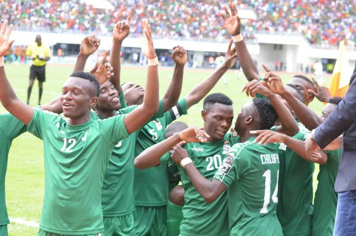 Hosts Zambia Pip Guinea In U-20 AFCON Opener