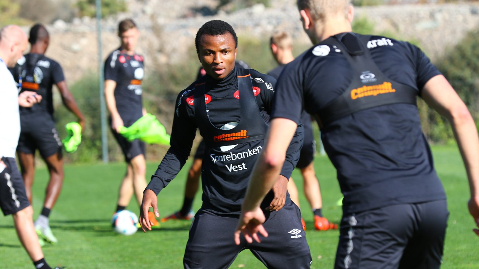 Nwakali Joins Norwegian Club Sogndal On Loan From Man City