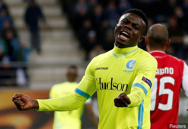 Gent Want €20m For Moses Simon, West Brom Interested