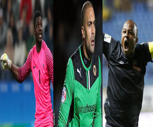 5 Goalkeepers In Contention For Super Eagles No.1 Slot In Qualifiers