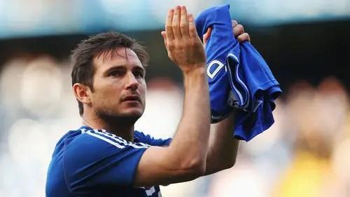 Lampard Retires From Footballing Career