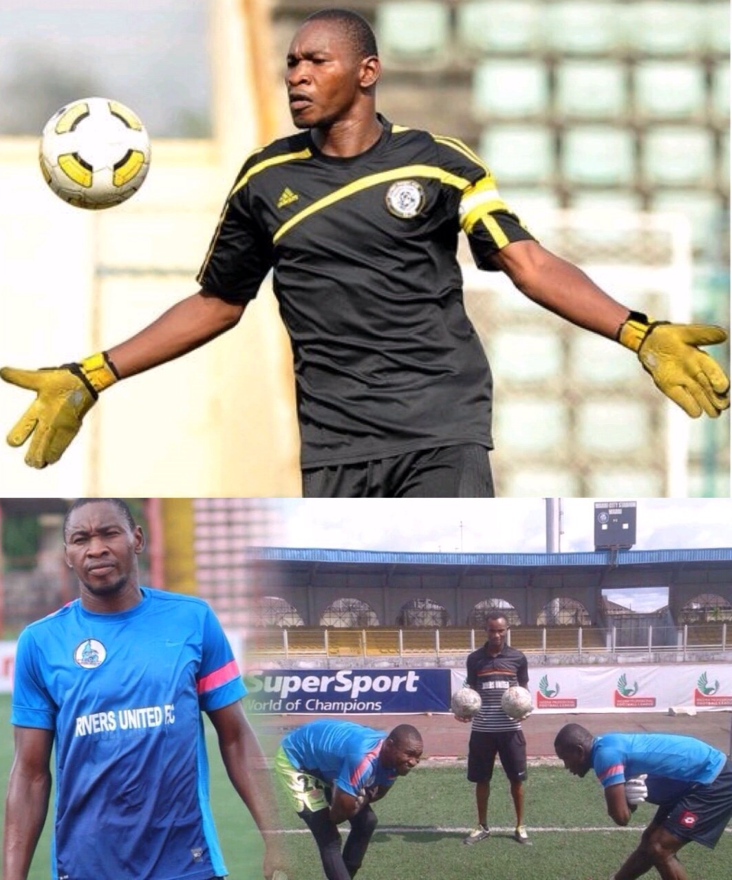 Rotimi: My Champions League Experience Will Help Rivers United