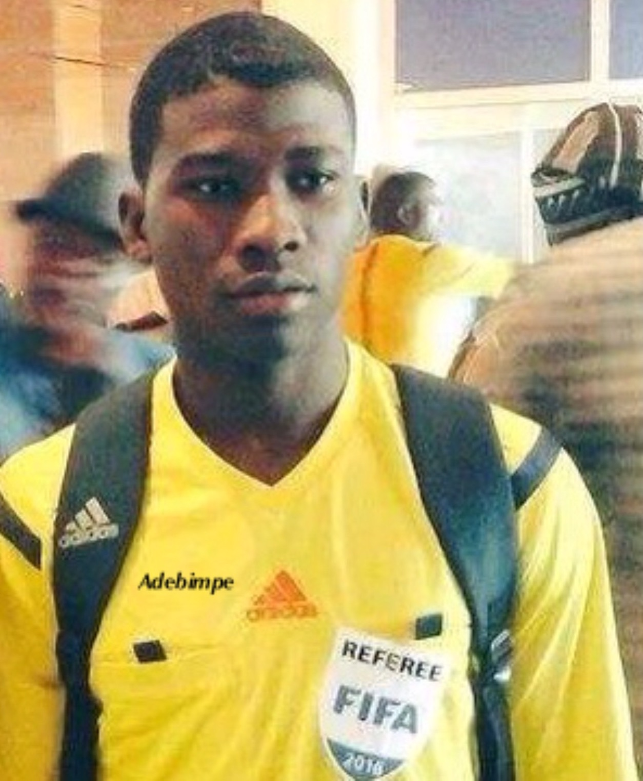 NIgeria's Youngest Referee, Adebimpe For CAFCL Duty; Shuaibu For CAFCC
