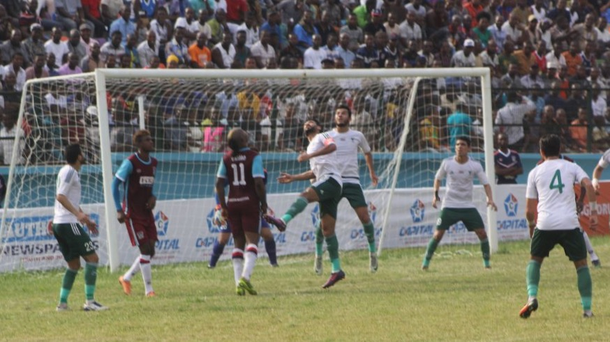 CAFCC: FC Ifeanyiubah Off To Egypt Thursday For 2nd Leg Match Vs Al-Masry