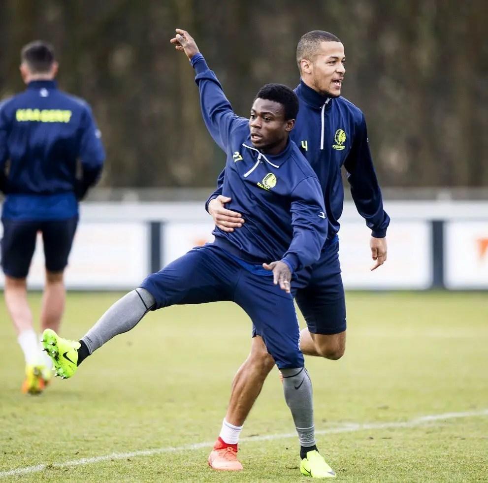 Europa League: Troost-Ekong Out Of Gent Vs Spurs; Simon, Esiti, Kalu In