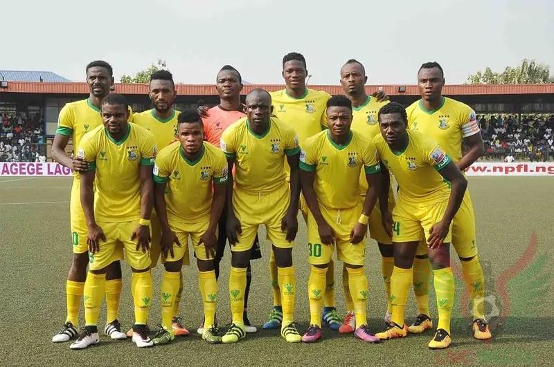 Ikhana, Alimi: Pillars Lucky With Away Draw Vs Rivers United