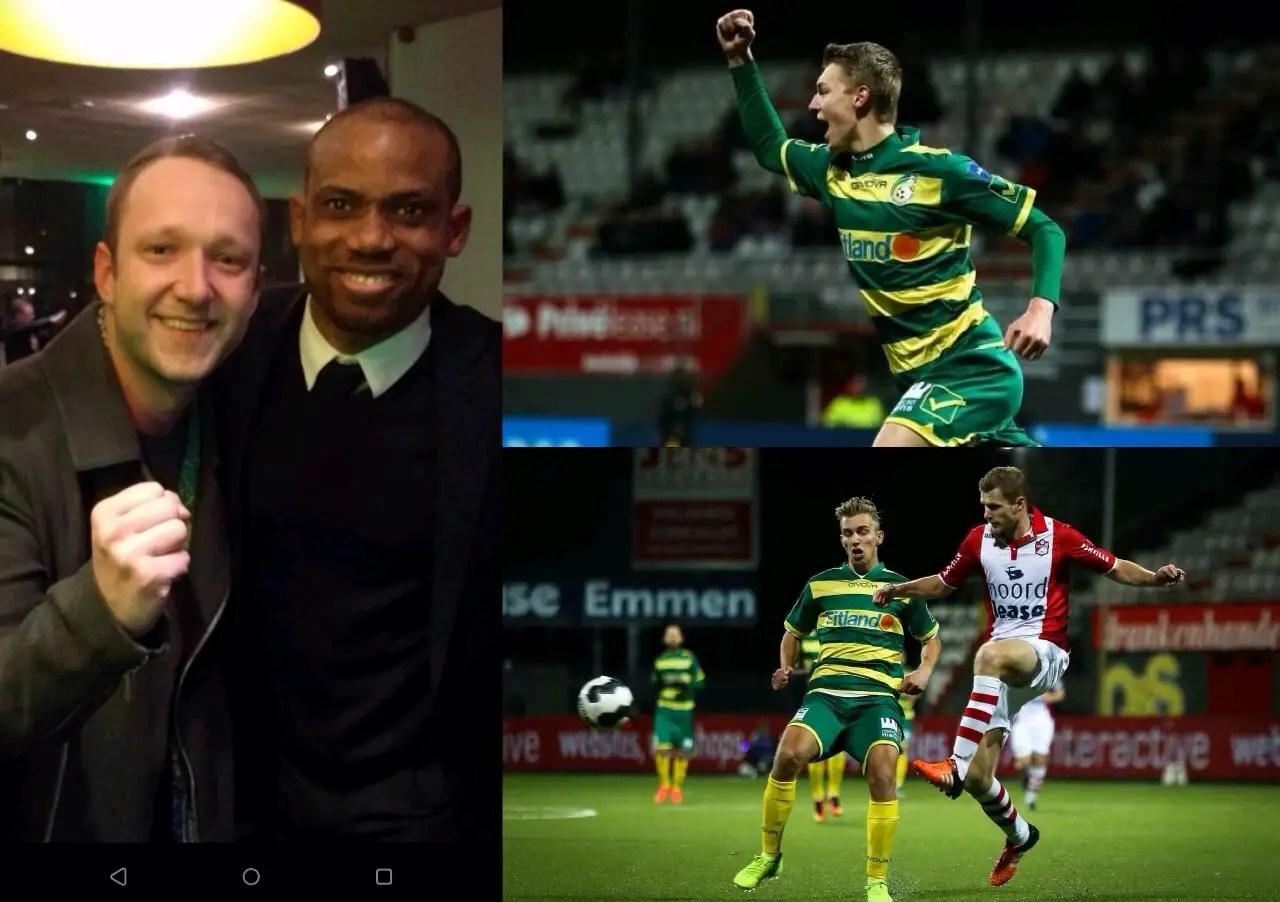 Oliseh's Fortuna Sittard Extend Unbeaten Run, Win At FC Emmen