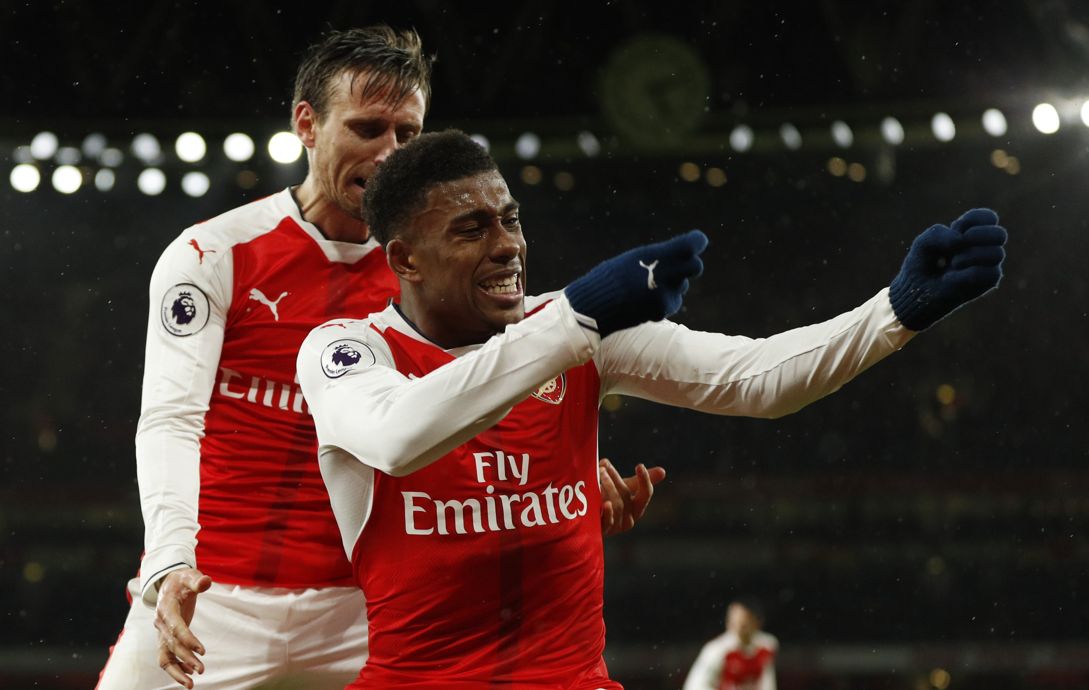 Iwobi: Wilshere, Coquelin My Biggest Influences At Arsenal; I Want More Goals