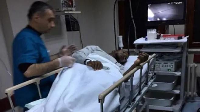 Onazi Undergoes Successful Surgery In Turkey