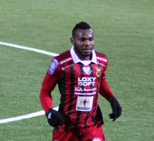 Nigerian Star Omoh Upbeat On Orebro Cup Chances