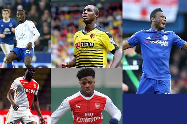 13 January Transfer Deals Of Top Nigerian Players