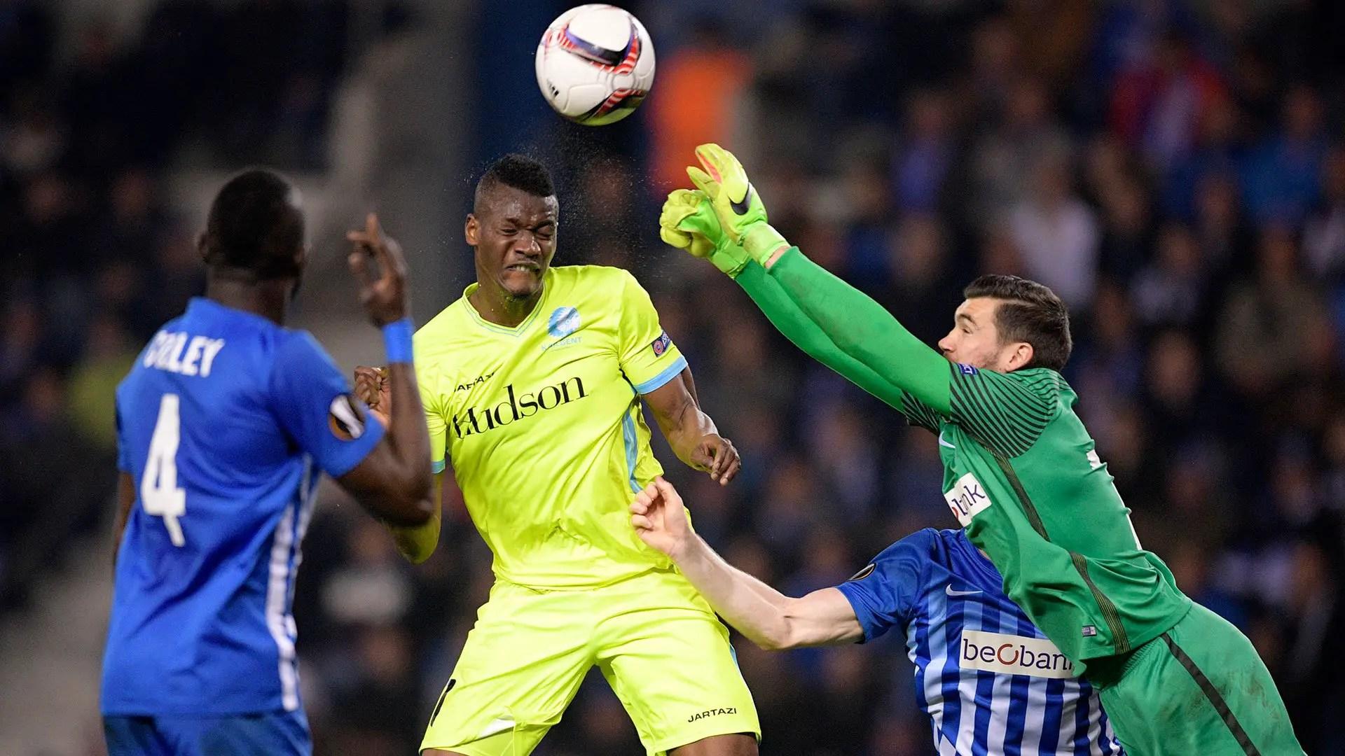 Europa: Simon, Kalu Crash With Gent As Besiktas, Celta Advance