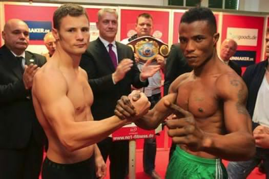 Ekpo Loses WBA Title Fight To Zeuge By Unanimous Decision