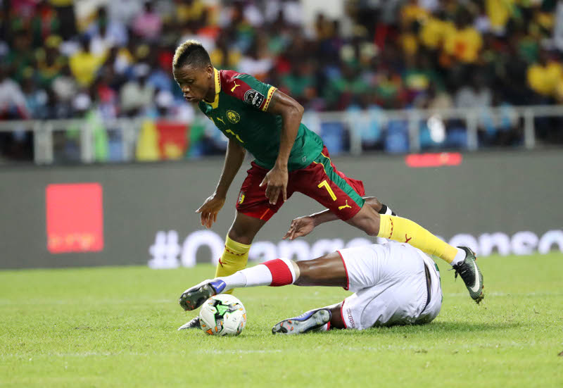 Colombia Thrash Nigeria's World Cup Group Foes Cameroon
