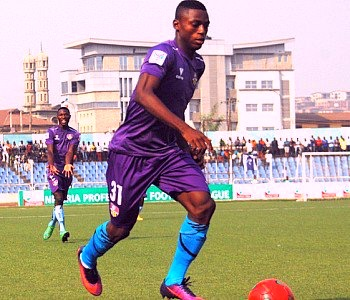 Odey: I'm After NPFL Title, Not Udoh's Goals Record