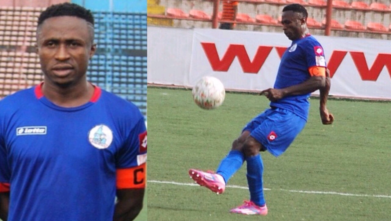 Rivers United Captain, Austin: We'll Beat Dangerous Al Merrikh In Khartoum