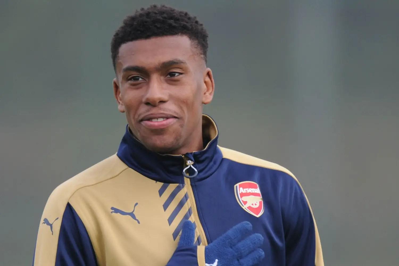 Iwobi Makes Arsenal 25-Man Squad For Pre Season Tour, Akpom Out