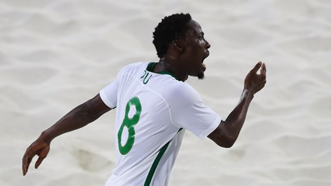 Bahamas 2017: Nigeria's Abu Confident Of Victory Vs Iran, Q/Final Ticket