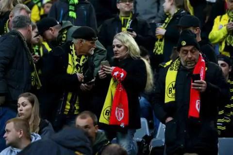 Dortmund Vs Monaco UCL Clash Postponed After Explosion