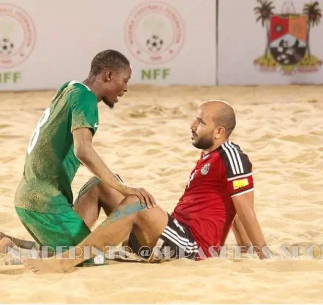 Beach Soccer World Cup: 9 Nigeria Players Denied USA Transit Visas