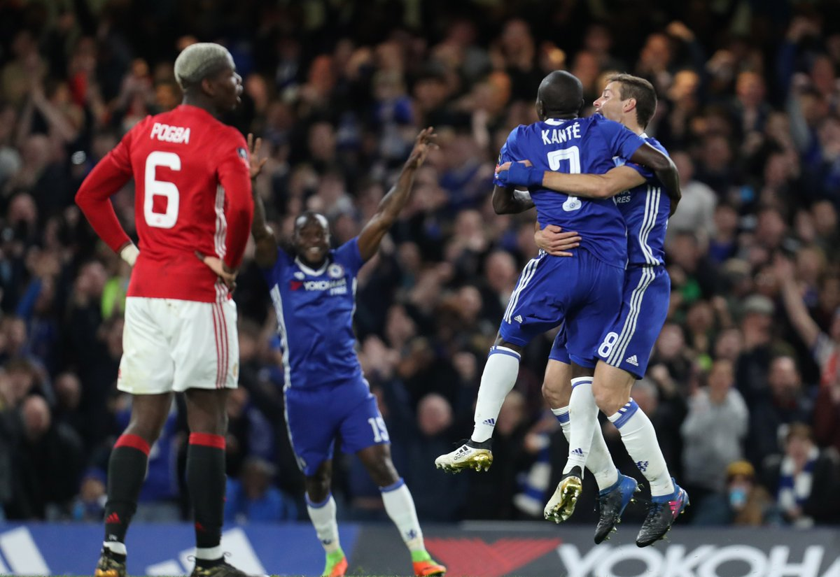 Desailly: Moses, Kante, Alonso Key To Chelsea Success