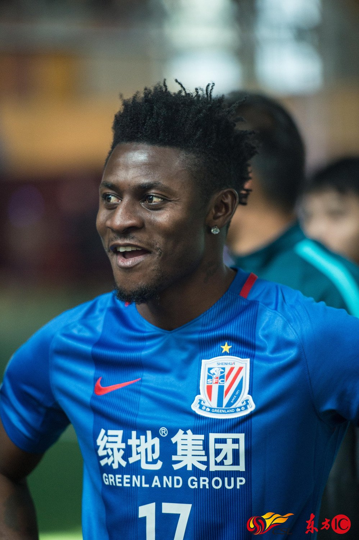 Martins Set For Shanghai Shenhua Return, Recuperates In USA