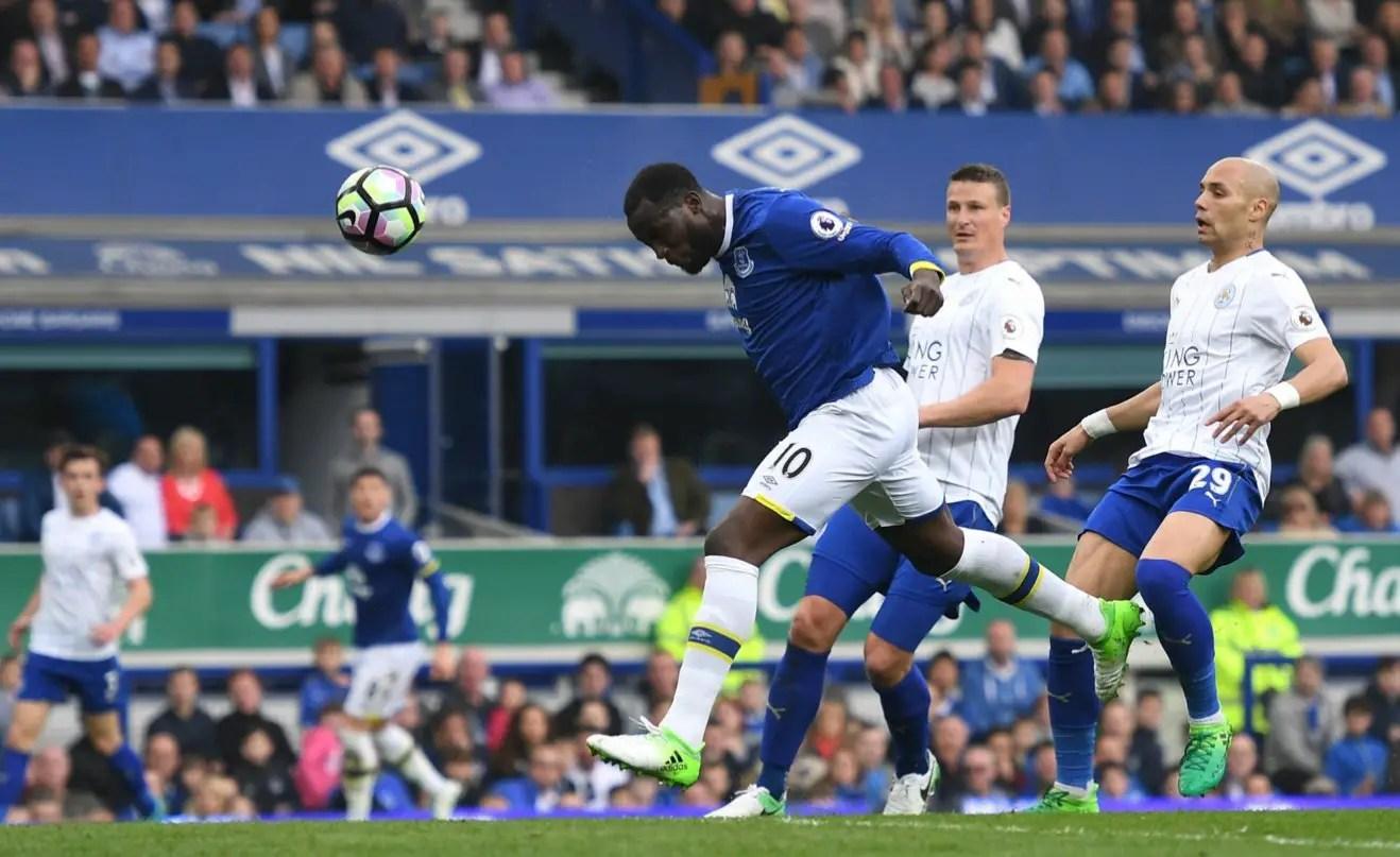 Ndidi Rested, Musa Plays, Lukaku Hits 23rd Goal As Everton Outclass Leicester