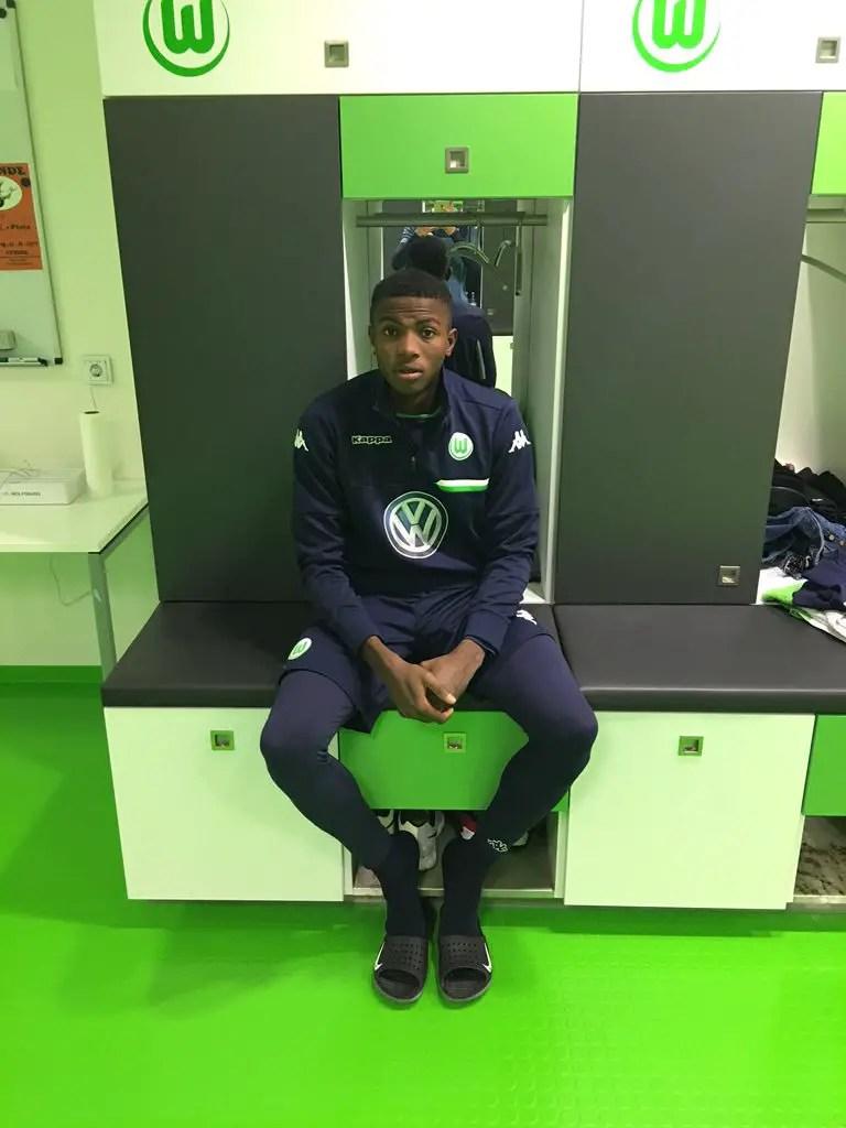 Osimhen Benched As Wolfsburg Win; Nwakali, Ajagun Clash In Holland