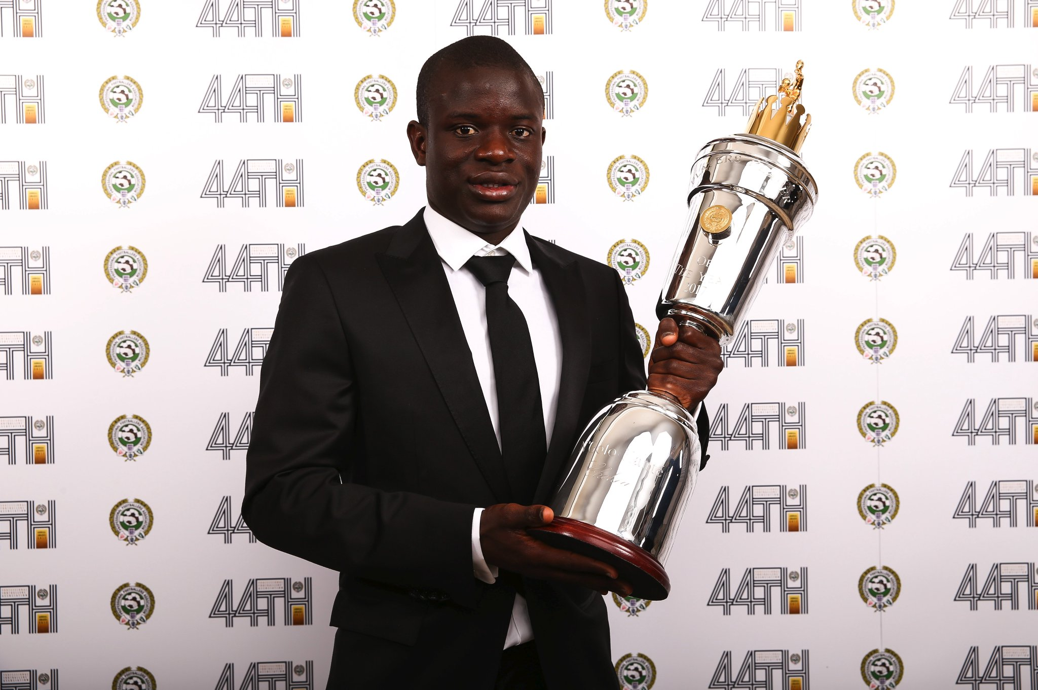 Kante Voted PFA Player Of The Year, Alli Best Young Player