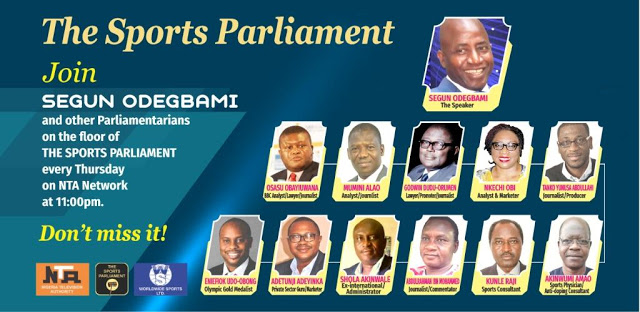 The Sports Parliament Hots Up!