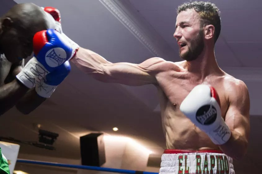 Nigeria's Afonja Warrior Loses Commonwealth Boxing Title To England's Sheedy