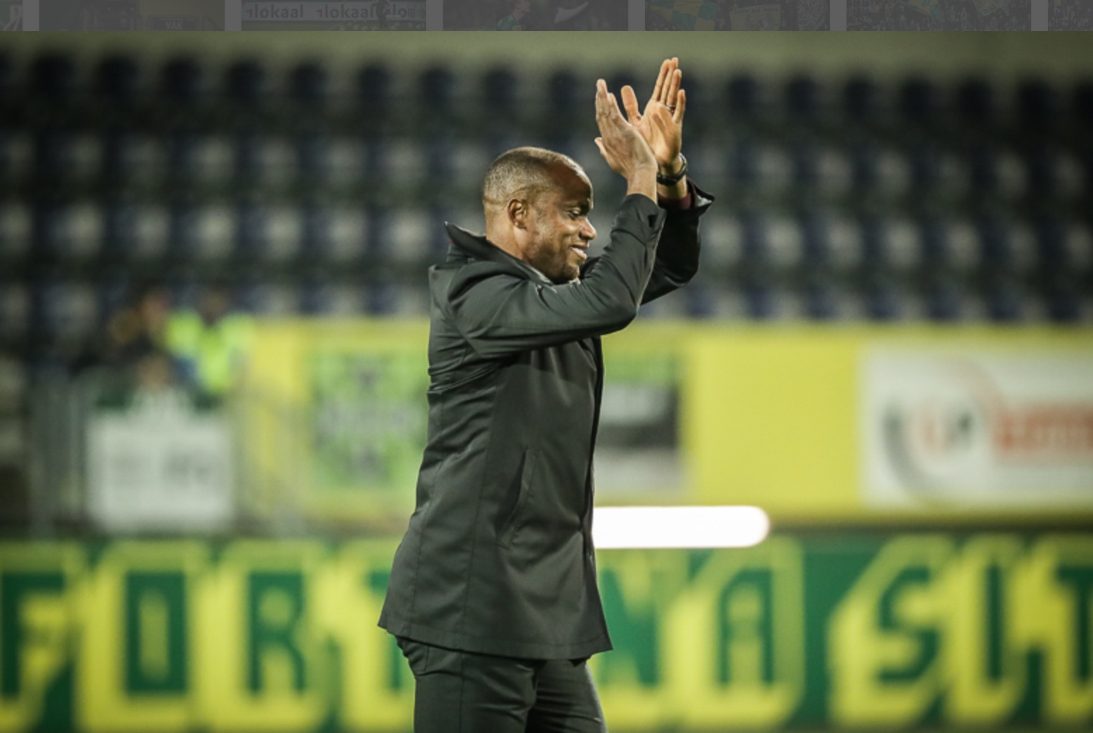 Fortuna Coach Oliseh Signs Two Players, Relishes Friendly Win Over VV Sittard