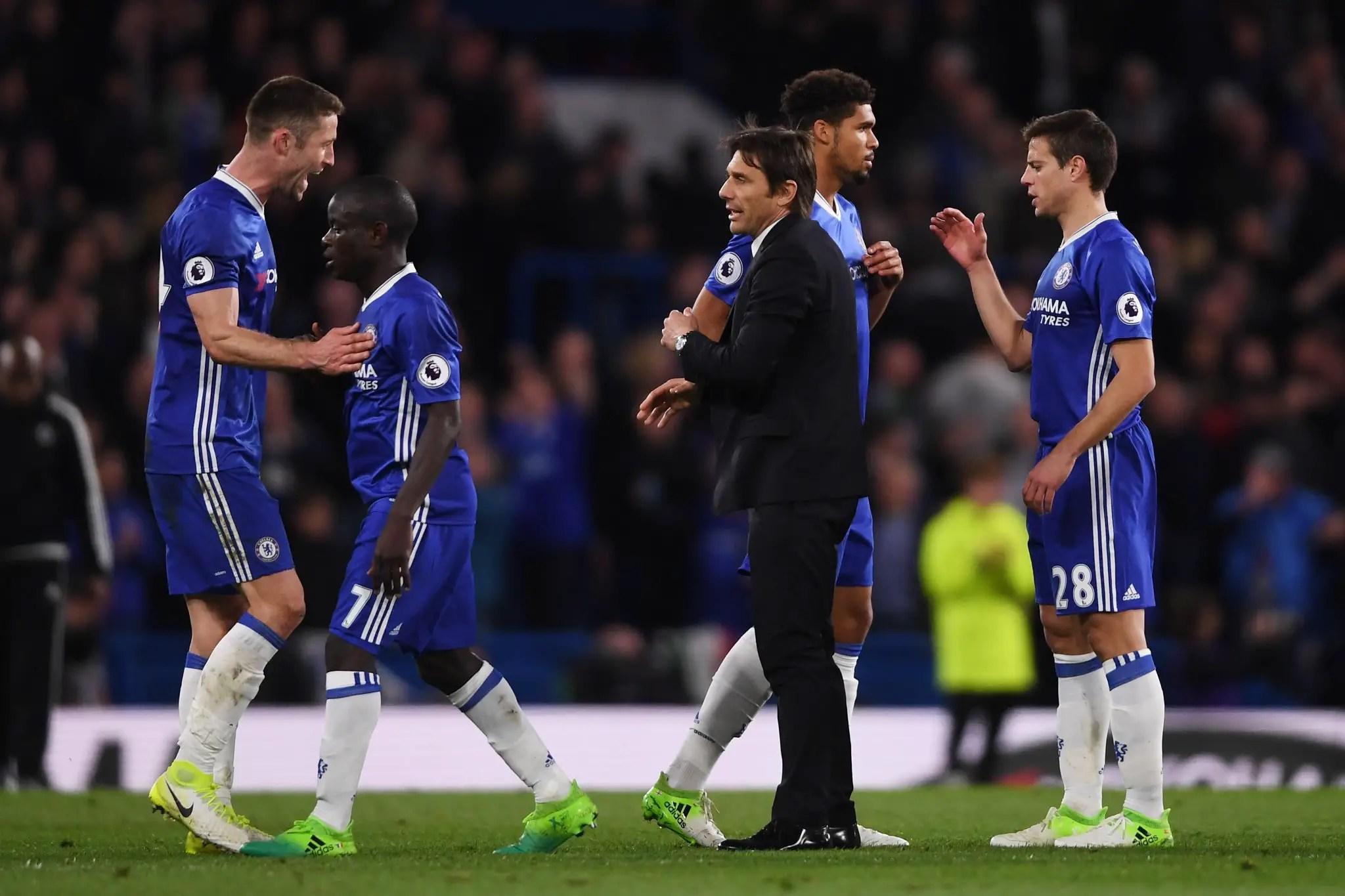 "Conte Dismisses Mourinho ""Conflict"", Backs Hazard, Kante For PFA Award; Hails Zlatan"