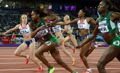 Nigeria's 4x400m Women's Relay Team Qualify For 2017 IAAF  Worlds