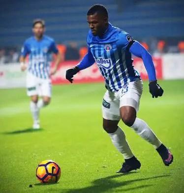 Eduok Hits Season's Sixth Goal, Egbuchunam Benched In Sweden