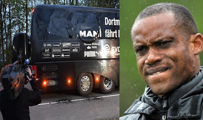 Oliseh: Thank God I Narrowly Escaped Dortmund Explosion!