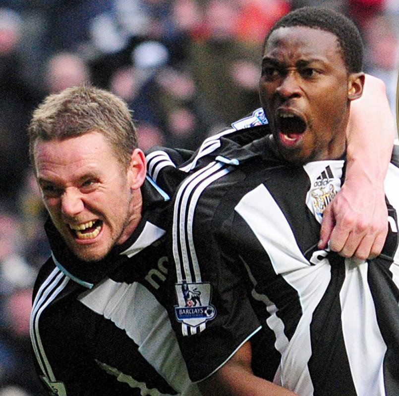 Fourth Division Notts County Offer Ameobi New Deal