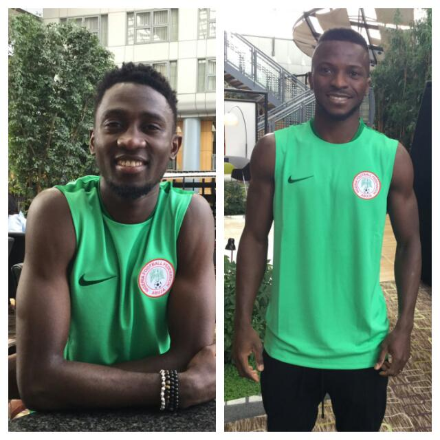 Abdullahi Excited With Ndidi, Kayode's Arrival For Nigeria Vs Togo Friendly