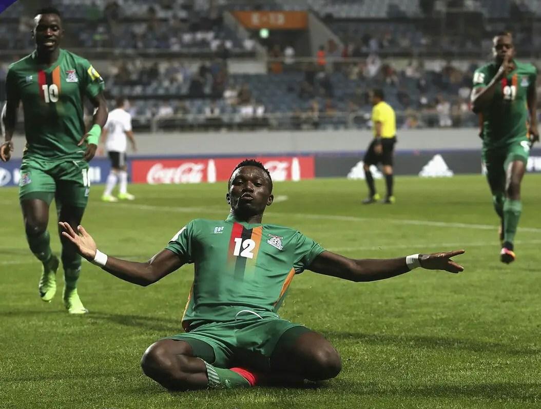U-20 World Cup: Zambia Make Historic Progress, Edge Germany In Thriller