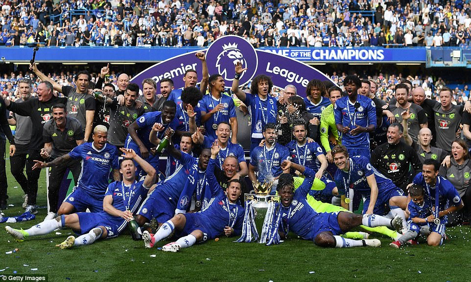 CONGRATS! CAF Hail Moses On Chelsea's EPL Triumph
